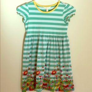Matilda Jane Green Floral Dress